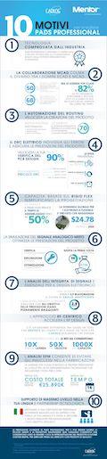 infografica pads professional