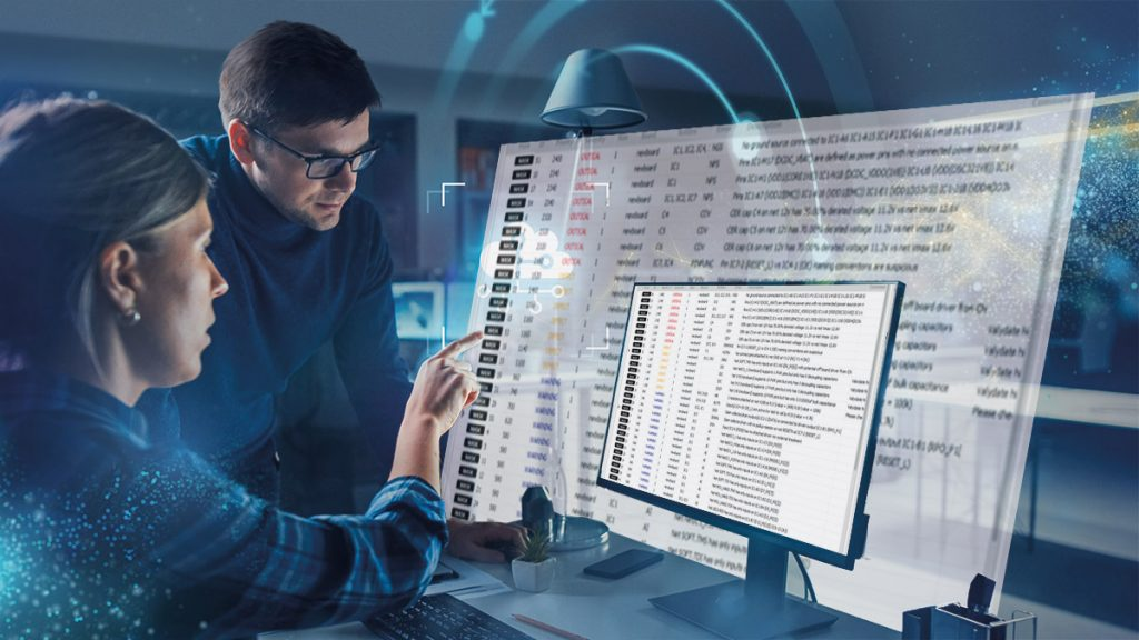 Programa de diseño de esquemas de PCB