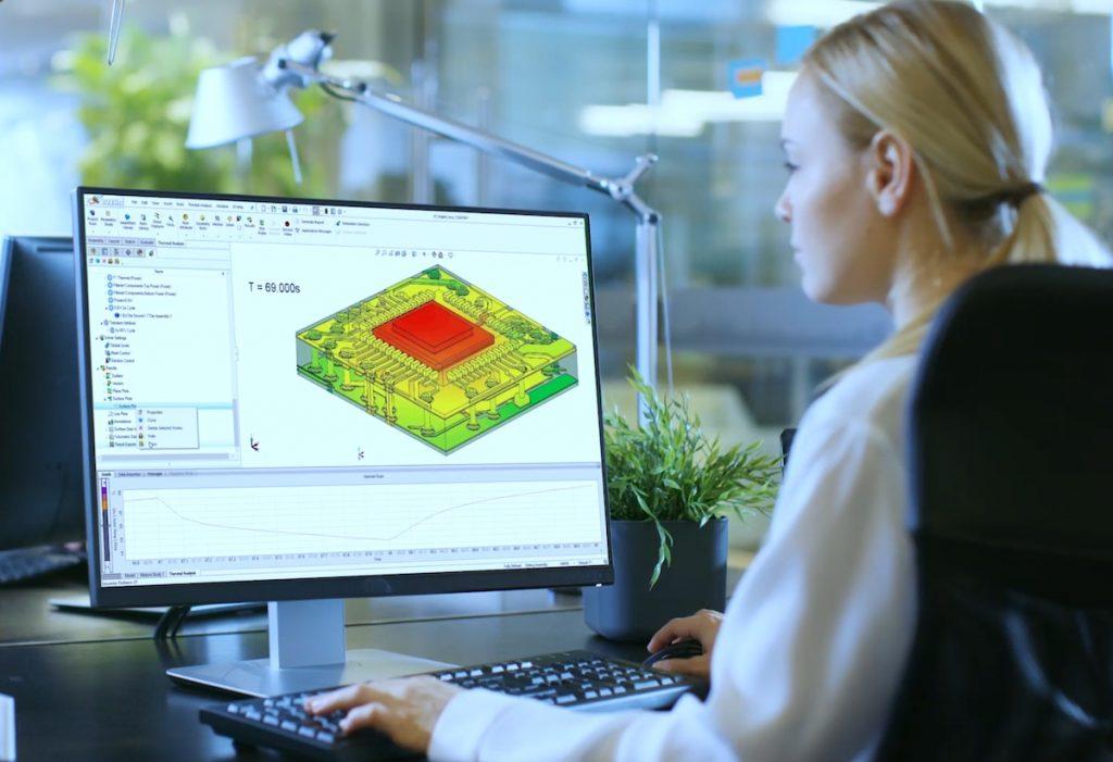 flotherm, electronics thermal analysis
