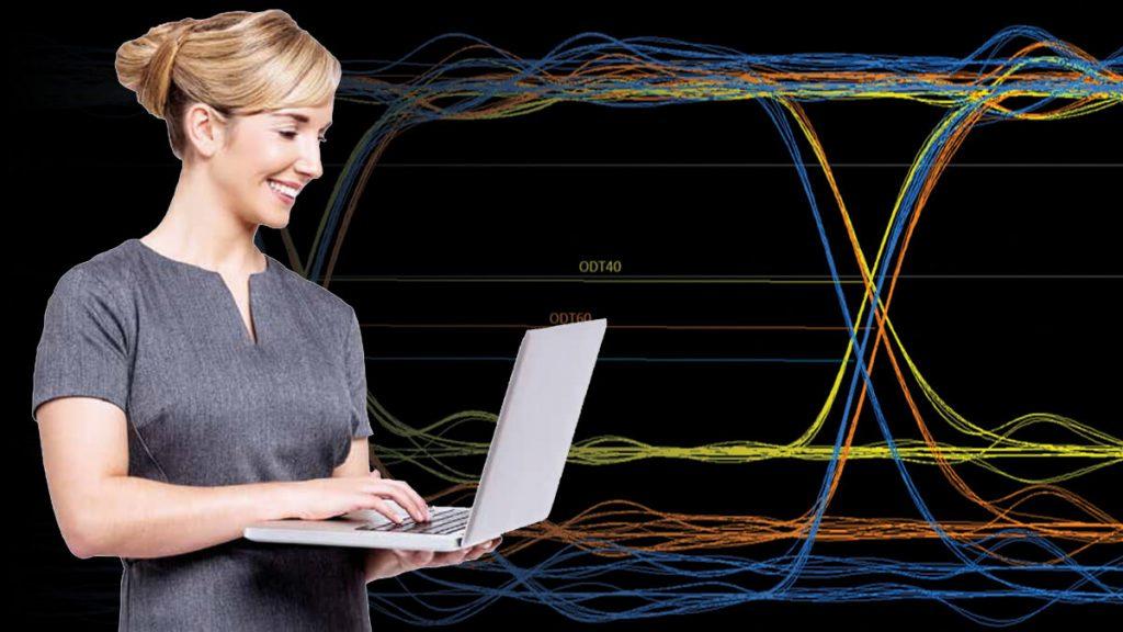 HyperLynx DDR Simulator